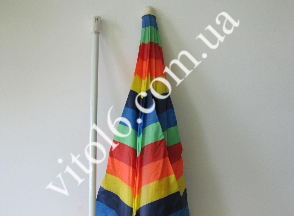 Зонт от солнца 1,80м VT6-10569  не поворот.(30 шт)