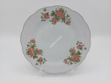 Тарілка  рожева троянда  для 2-го №9 (48 шт)