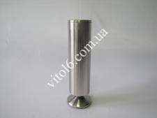 Ножка меб.метал.хром  200мм  (100шт)