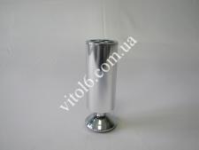 Ножка меб.метал.хром 150мм JNT0901 VT-0036 (200шт)