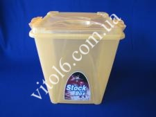 Бокс  Stock box  N5  20л  30065 (12шт)