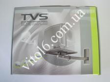 Полка под TV03 малая  чёрная (50кг) 6шт
