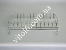 АЕ-368 Сушилка для тарелок с поддон.настол (36шт)