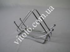 Серветниця -проволока трикутна VT6-10365 (160 шт)