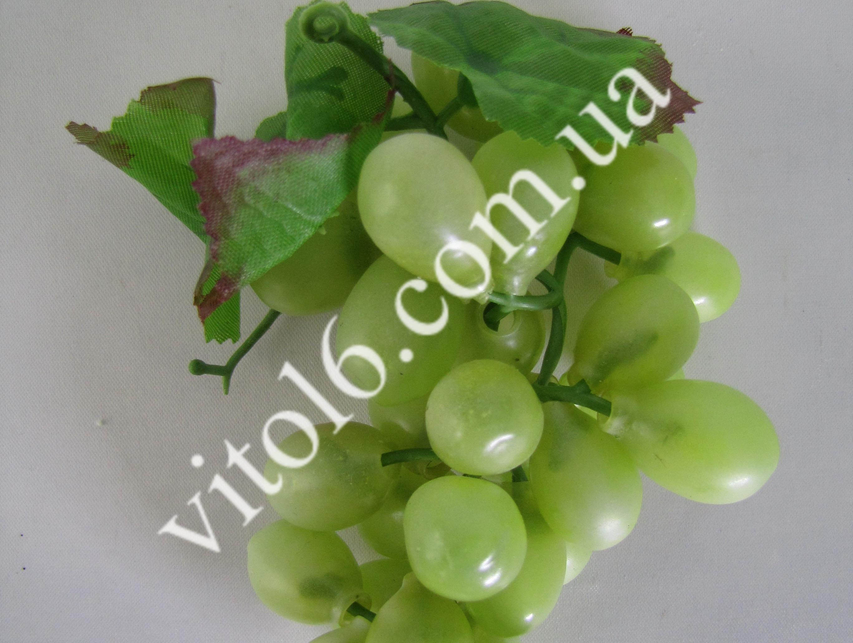 Виноград зеленый 36 шариков VT6-11148 (50шт)