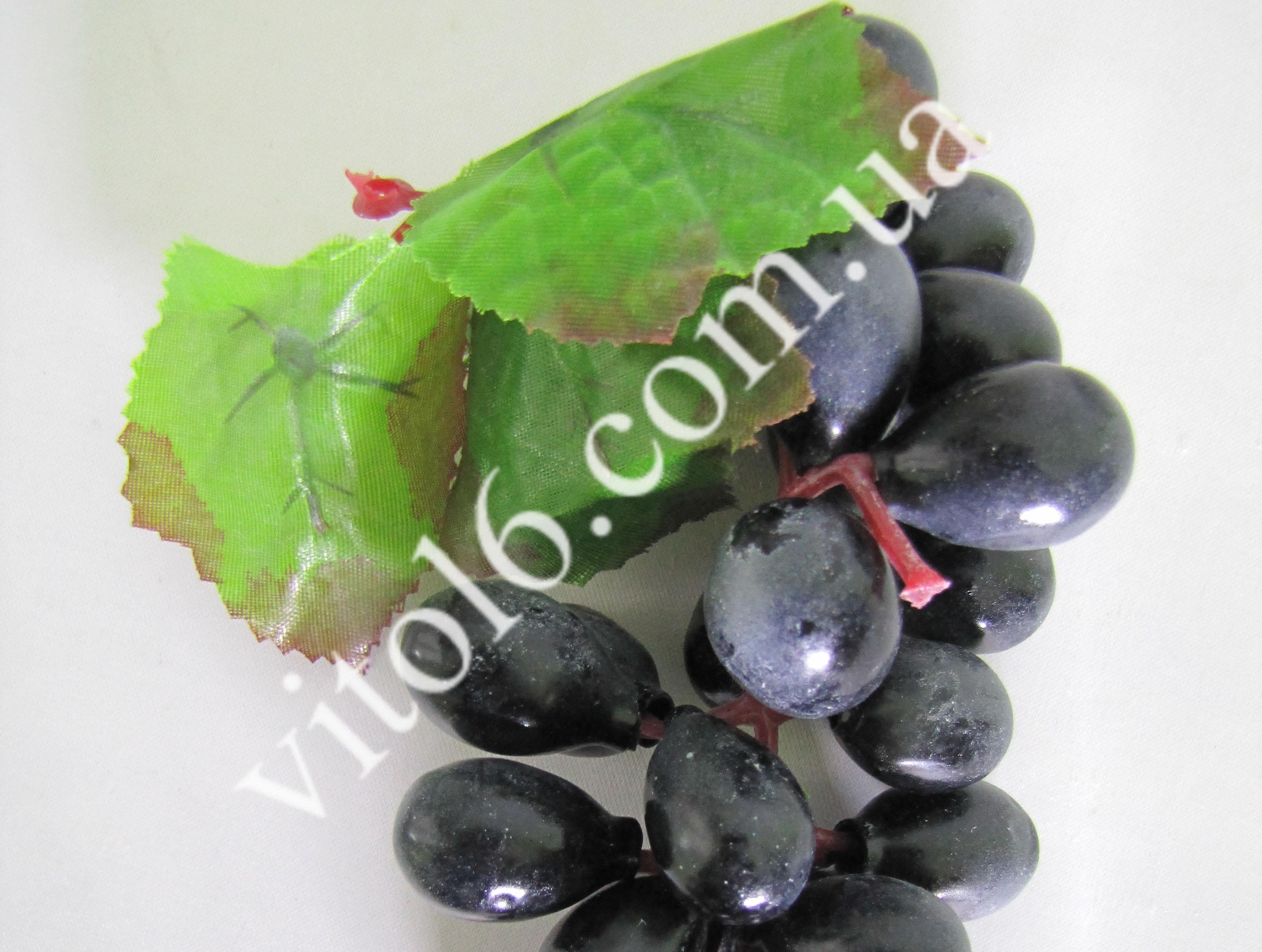 Виноград синий     36 шариков  VT6-11149 (50шт)