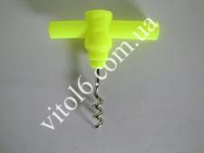 Штопор пластм. збірний VT6-10376 ( 6шт)  (2000 шт)