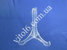 Подставка для тарелок витрин.FLORA 15*13 (24шт) (288шт)