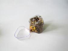 Подставка для ушных палочек пластм. 8758
