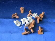 Полкодержатель пластиковый (500 шт)