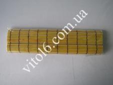 Салфетка обеденная желтая 30*45 VT6-11108 (300шт)