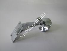 Ножка меб.метал. с узором  120 мм JNT 1012 (50шт)