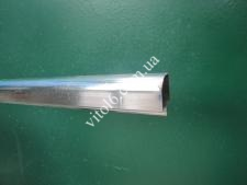 Профиль ручка для шкафа купе 18мм 1м