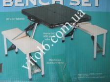 Стол раскладной для пикника VT6-10460 (1шт)