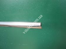 Труба меб.нерж O 16 мм Т=0,8мм (120м)