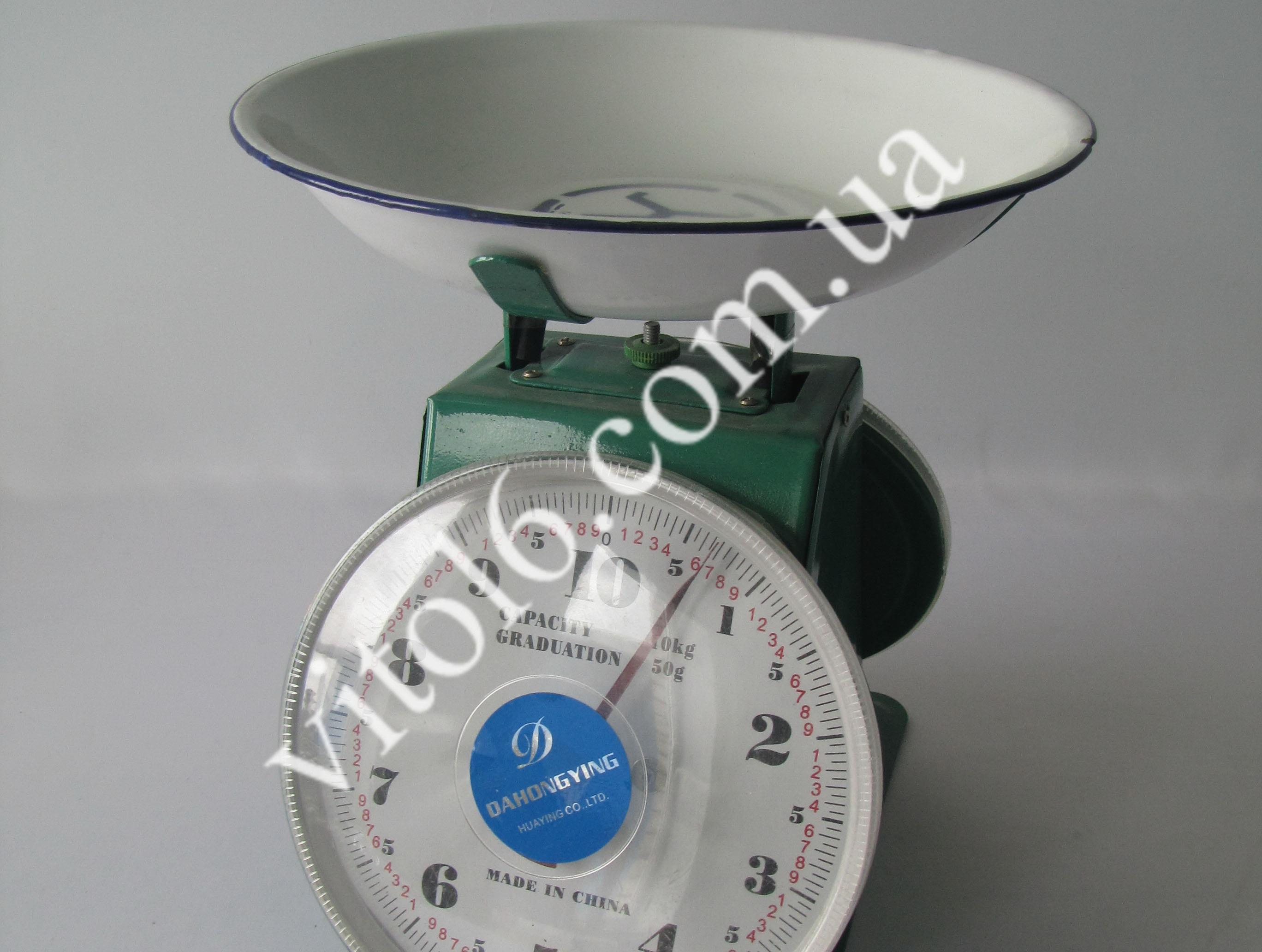 Весы 10кг. 2-хсторонниеVT6-11262 чашечные (6шт)