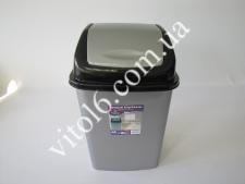 Відро для сміття № 2 IRAK 11,5л СК-105(12 шт)