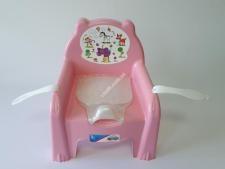 Горшок детский СМ-110 стульчик с крышкой  (шт)