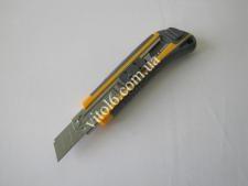 Нож выдвижной большой с 3-мя лезвиями №7004   (192 шт)