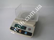 Весы  0,01/600гр ювелирные  VT6-11488 DH 808 (8шт)
