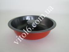 Форма тефл. Кекс с красн.глад.дном24,5см VT6-11299 (50шт)