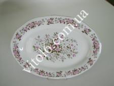 Блюдо овальное  Полевые цветы  5169  12см (24шт)