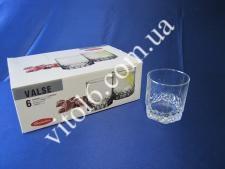 Стакан для сока  Вальс  6 х 210гр 42943 (8шт)