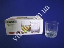 Стакан для виски  Вальс  6 х 330гр 42945 (8шт)