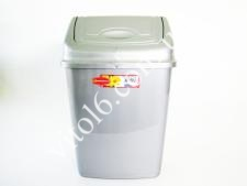 Ведро мусорное  №2 Senyayla 4180  8,4л (24шт)