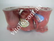 Чашка  Тюльпан  в наборе из 3-х (120 шт)