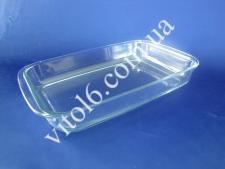 СВЧ Противень 20х30  2,5л без крышки 1D03  (6шт)