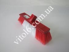 Щетка мягкая  со скребком UR 3237(24шт)
