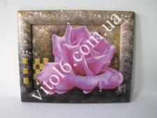 Картина20*25 Роза сиреневая  VT6-12024 (36 шт)