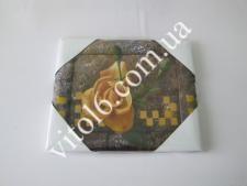 Картина20*25  Роза желтая     VT6-12025 (36 шт)