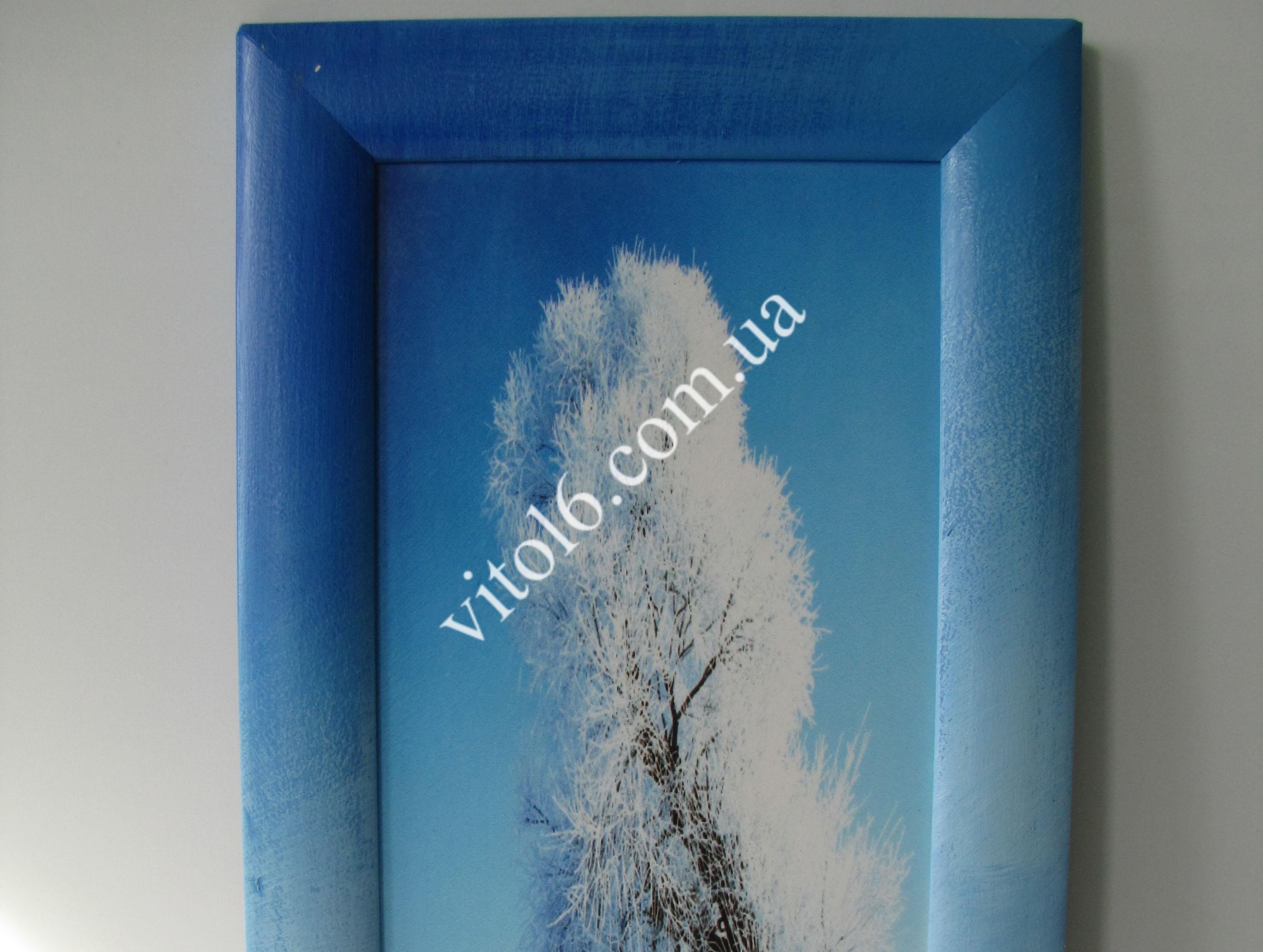 Картина21,5*48 Зима VT6-12035(24 шт)