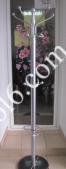 Вешалка для одежды на мраморе GD 051-C шампань