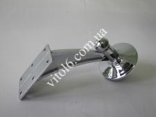 Ножка меб.металл с узором 120мм JNT 1012(100шт)