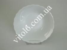 Салатник  білий  №7 C (72 шт) 500мл