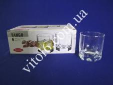 Стакан для сока  Танго  6 х 210гр 42943 (8шт)