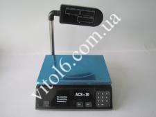 Весы 30кг с трубой 24х34 DH 802 без гарантии( 4шт)