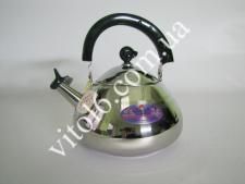 Чайник  Зеленая ручка  22 см VT6-12551 (18шт)