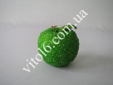 Яблоко зеленое с камнем VT6-12238 (480шт)