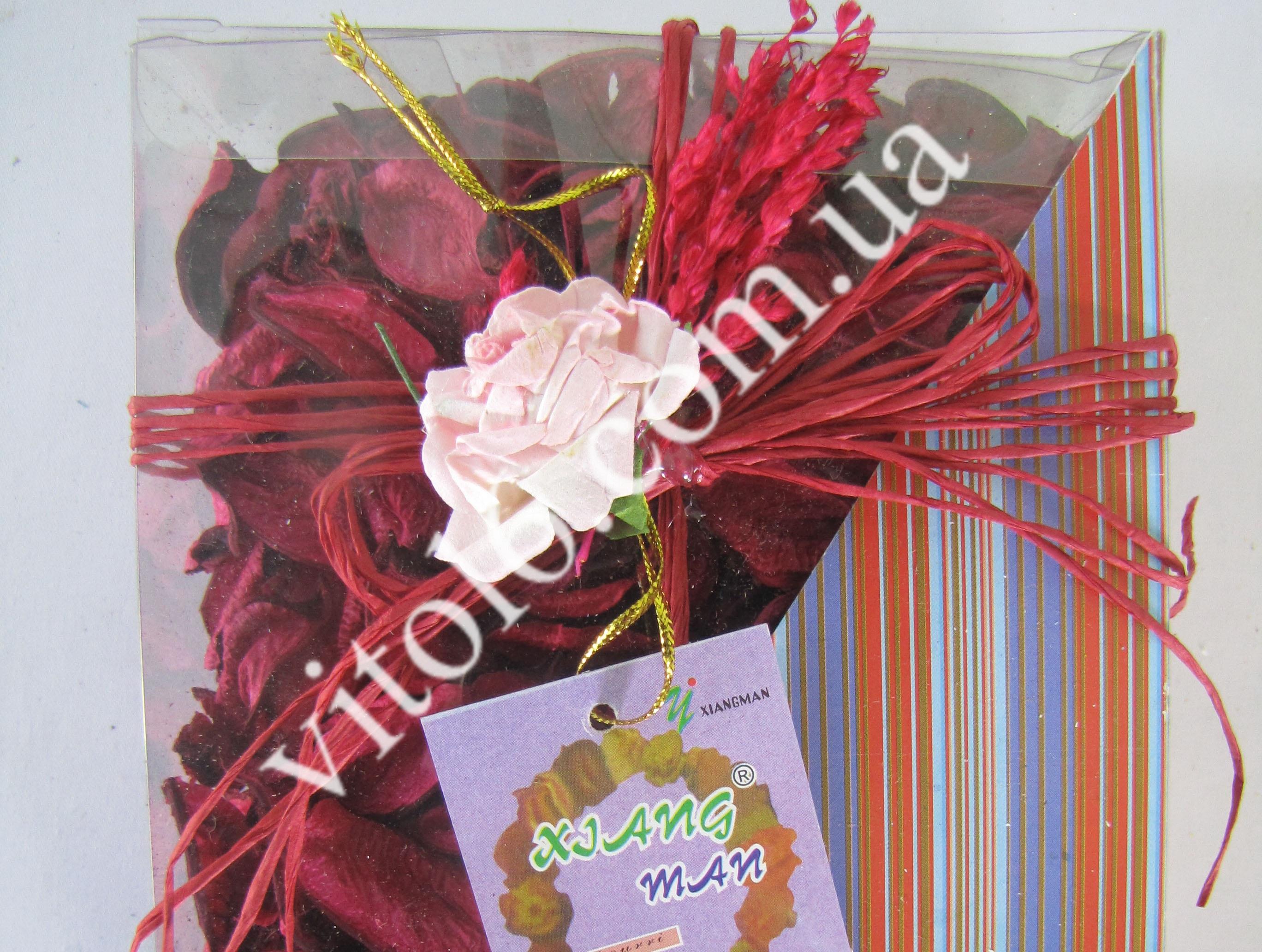 Сувенир с цветком  18*12 VT6-12725 (100шт)