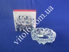 Пепельница в коробке  с тюльпаном (о 10см/13см) VT6-12389(36шт)