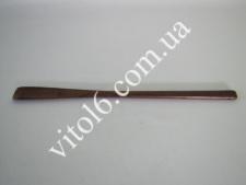 Лопатка деревянная для обуви 53см VT6-12464 (300шт)
