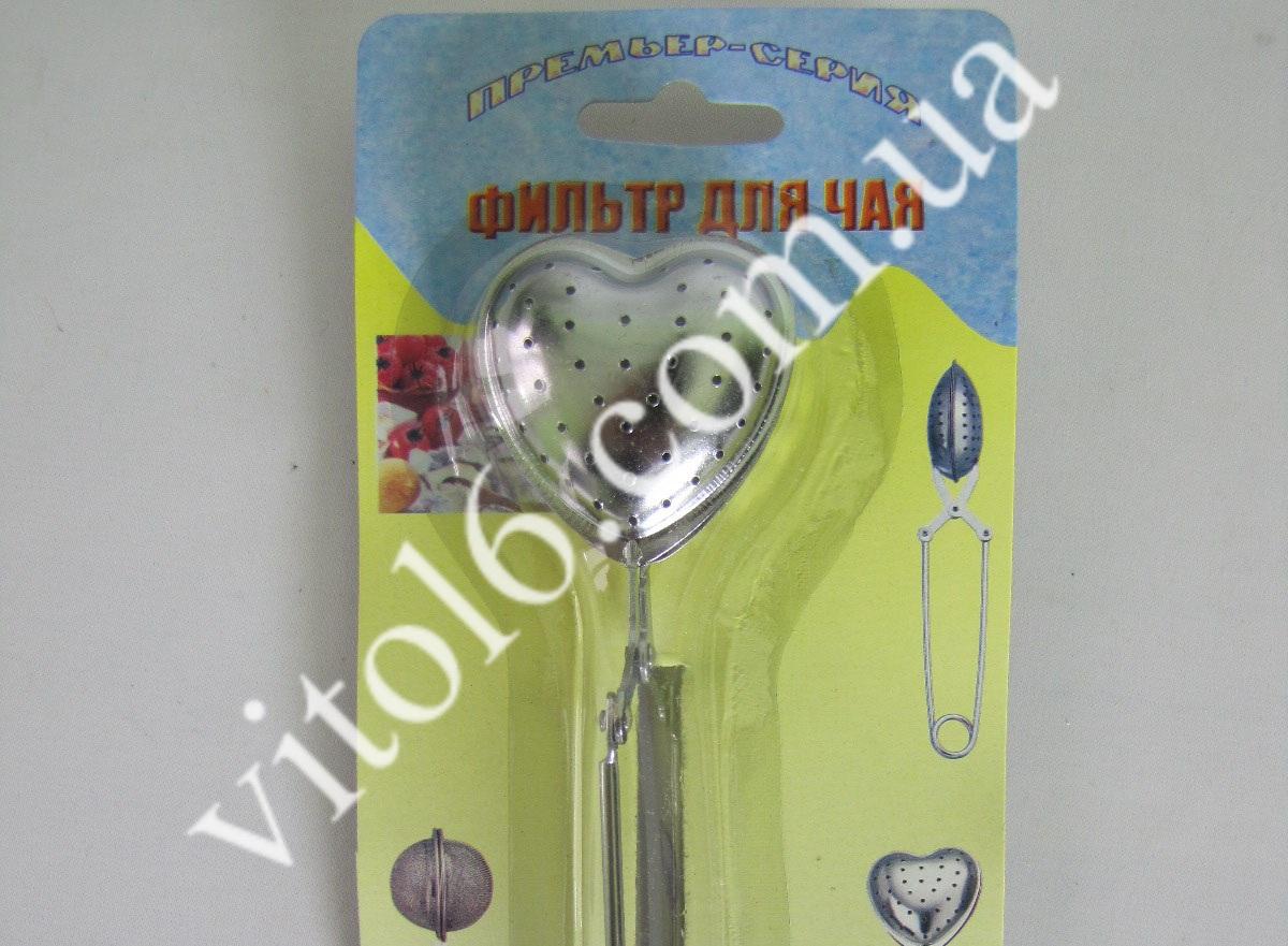 Фільтр для чаю серце VT6-12446 (288шт)