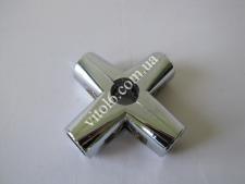 Витринный тройник крест О 25 VT6-12611 (100шт)