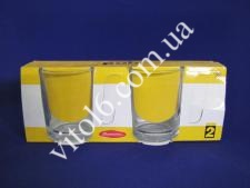 Кружка  стекл. из 2-х 250*2  55029(12шт)