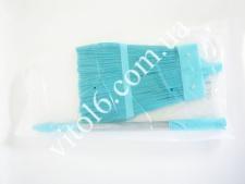 Вiник з києм 1,45м KF-P018S голубой VT6-12570(20шт