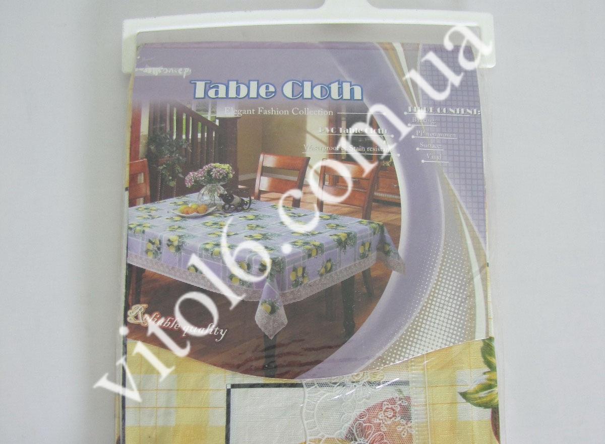 Скатерть ажурная HSH- 007  Розы  152*228(50шт)